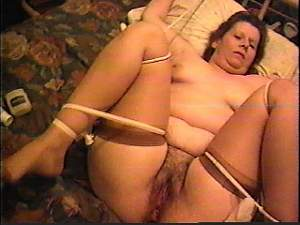 Wife Shirley Cable tied up 1.jpg