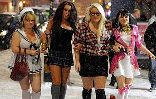 ,Why don't Newcastle girls EVER dress for the weather One proud Geordie reveals why this is one .jpg