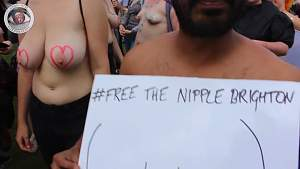 FREE THE NIPPLE - FEMINISTS ATTACK - REMOVED BY YOUTUBE!.mp4_snapshot_00.25_[2018.05.12_18.37.27.jpg