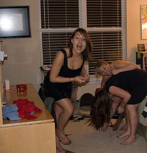 carol nude caught dressing with linda and friend.jpg