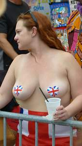 Awesome tits 28 wife stands firm in a Crowd!.jpg