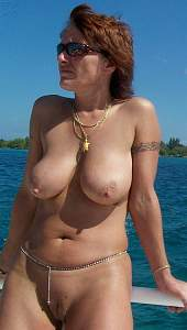 Awesome tits 17 wife goes Natural on boat!.jpg