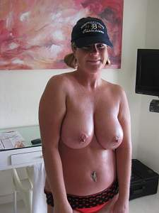 Awesome tits 24 wife on vacation!.jpg