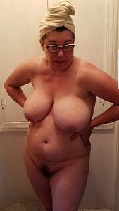 Awesome tits 4 Granny is a full Towel head!.jpg