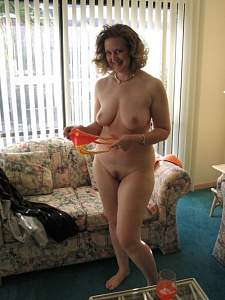 Awesome tits 33 wife talked into posing!.jpg