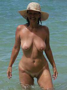 Awesome tits 56 the wife smiles all the time!.jpg