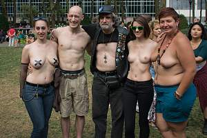 Awesome tits 65 the Group posed Topless!.jpg