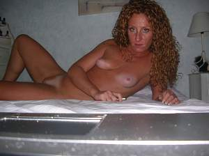 Awesome tits 41 wife has the Burning Bush exposed!.jpg