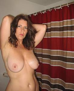 Awesome tits 46 wife goes smile-less!.jpg