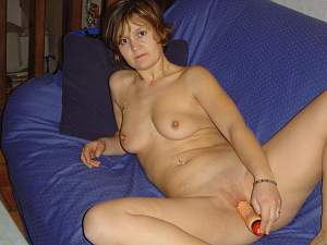 Naughty Mom 32 wife fills the gap with Toys!!!.jpg