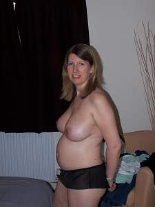 GMH 44w4 wife is Sexy while pregnant too~.jpg