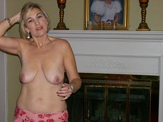 Naughty Mom 132 going topless.jpg
