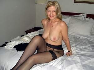 Awesome tits 4385 the wife is Hot in hose!.jpg