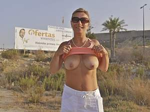 Awesome tits 5316 wife on vacation!.jpg